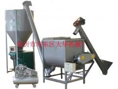 全套腻子粉搅拌自动包装机组价格低成本高