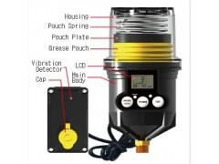 pulsarlube 新品-根据电机振动频率加油的智能注脂器
