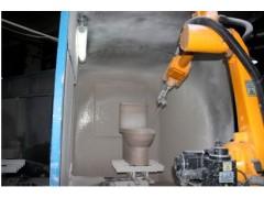 定位精确的自动化喷漆机器人