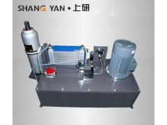 快速沖床自動化液壓系統