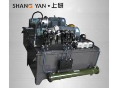 橡膠機械油壓機械液壓系統