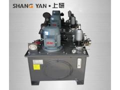 小型塑料機械液壓系統