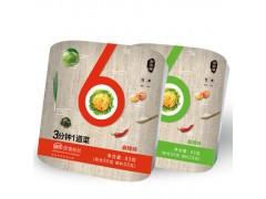 六六順調理粉絲酸辣味 麻辣味 三分鐘一道菜 即食粉絲