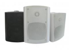 供應塑料小音箱 教學會議室音箱