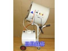 世界上有一種給空氣加濕的機器叫做手推式離心加濕器