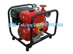 手抬泵 手抬機動消防泵組 移動式高壓消防汽油泵組