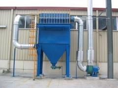 臨沂布袋式脈沖除塵器節能環保遠離污染