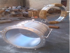 高溫軸向型外壓式波紋補償器定額咸陽補償器安裝圖例昌旺