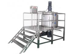 中型洗潔精設備 洗發水設備 沐浴露生產線機器