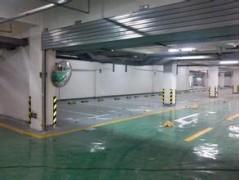 廠家直銷大中小型停車場環氧地坪 環氧地坪工程 地坪漆施工方案