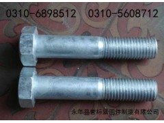 现货供应热镀锌螺栓|热镀锌螺丝厂家|热浸锌螺丝价格