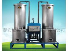 新泰型號齊全的全自動軟化水設備