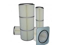 涂裝粉體烤漆防靜電回收粉末金屬除塵濾筒