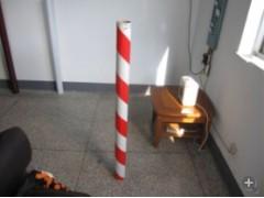三紅兩白反光貼國網電桿防撞膜