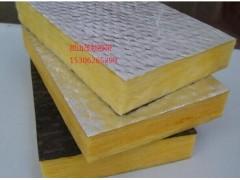 高密度玻璃棉板 離心玻璃棉板隔熱材料