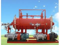 蒸汽冷凝水回收装置带来可观经济效益