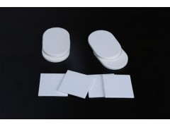 鑫球公司供應彈性度好、封裝后水不易滴漏的香水棉芯