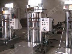 華英液壓榨油機、車載榨油機是健康油的選擇