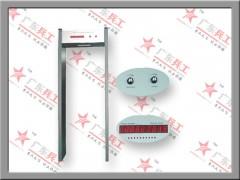 供应广东兵工安检单区金属探测安检门BG-A001