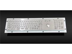370*87尺寸带轨迹球模块金属PC键盘KMY299I-4