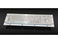 300*87尺寸带轨迹球模块金属PC键盘KMY299I-5