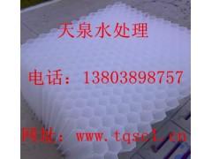 重慶水廠用蜂窩斜管填料廠家