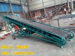 貨物裝車皮帶機-可移動升降輸送機-6米皮帶輸送機