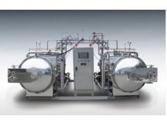 zfjy1200雙鍋并聯水浴式高溫高壓殺菌鍋特點