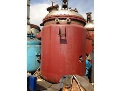 二手蒸汽加熱不銹鋼反應釜價格