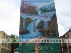云南墻體彩繪
