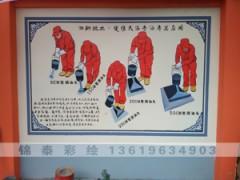 云南文化墻彩繪