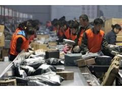 廣州快遞分揀傳送帶 電商分揀打包專用流水線
