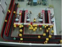 物流分揀線種類廣州廠家銷售各式流水線也可定制