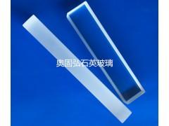 光电设备用石英压条玻璃/密封压条