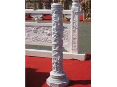 供应石雕华表龙柱雕塑,花岗岩盘龙柱价格,浮雕龙柱雕塑厂家