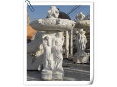 供應定做石雕噴泉,石材人物噴泉,歐式噴泉大全,噴泉雕塑價格