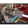 45型超高分子量聚乙烯异型材塑料挤出机及模具生产设备