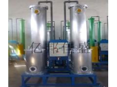 亿邦佳盛水处理16T全自动软化水设备的结构组成