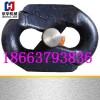 矿用扁平接链环 接链环刮板机配件 高强度抗拉耐磨接链环