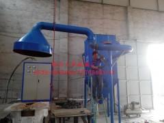 袋式脈沖除塵器電爐鑄造的環保神器