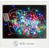 10m100灯LED彩色灯串,圣诞节日装饰LED彩色灯串批发