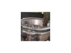 球磨机滑动轴承合金轴瓦加工铸造