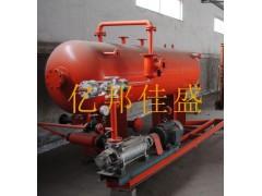 滨州客户用10T冷凝水回收设备后夸节能环保