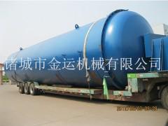 病死畜禽无害化环保设备 动物无害化处理湿化机/干化机