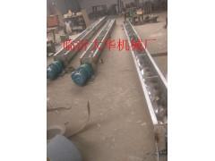 山東260型絞龍輸送機高硬度耐磨材料