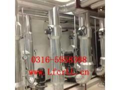 冷熱管道保溫  鐵皮保溫施工