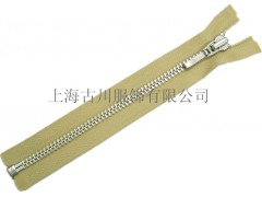 佛山YKK拉鏈 5#Y型鋁合金開口拉鏈價格