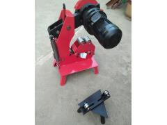 山东腾宇机械260电动液压切管机厂家直销 消防管道切管机