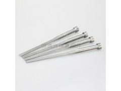 專業加工hasco標準扁頂針 非標模具扁頂針精密耐熱-恒通興