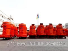洗砂行業首選——紅星輪式洗砂機DQ59